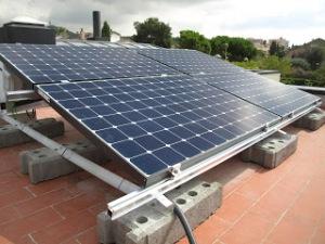 Instalación FV para Autoconsumo en vivienda de Barcelona (1,33kW)