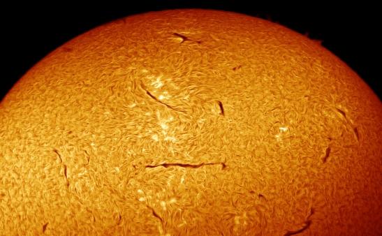El Sol se abre 13 Junio 2013