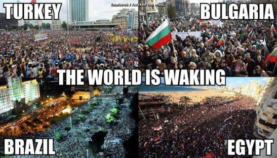 Turquía, Brasil, Bulgaria, Egipto...