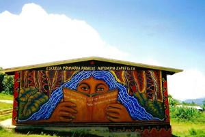 Del 12 al 16 de agosto de 2013, escuelita zapatista en Chiapas. La CIC/Aurea Social hace su escuelita y se conecta con los caracoles zapatistas