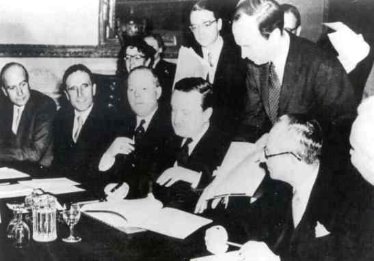 El Acuerdo de Londres sobre la Deuda Alemana es un temprano y casi desconocido ejemplo de restructuración moderna de deuda soberana.